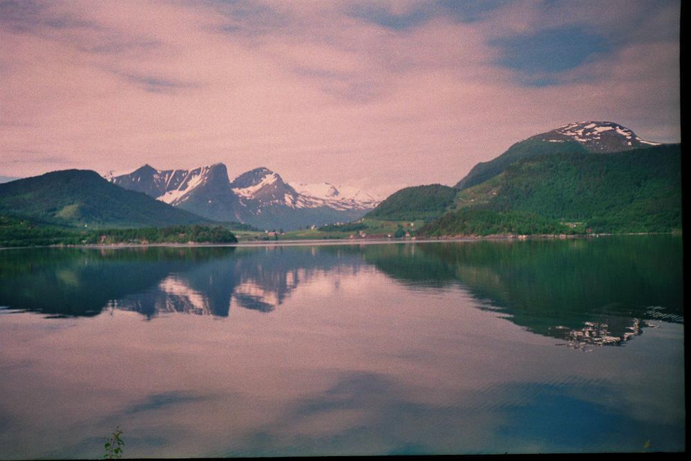 Traumhaft schönes Fjord-Norwegen - Jens Diekmann Reisen