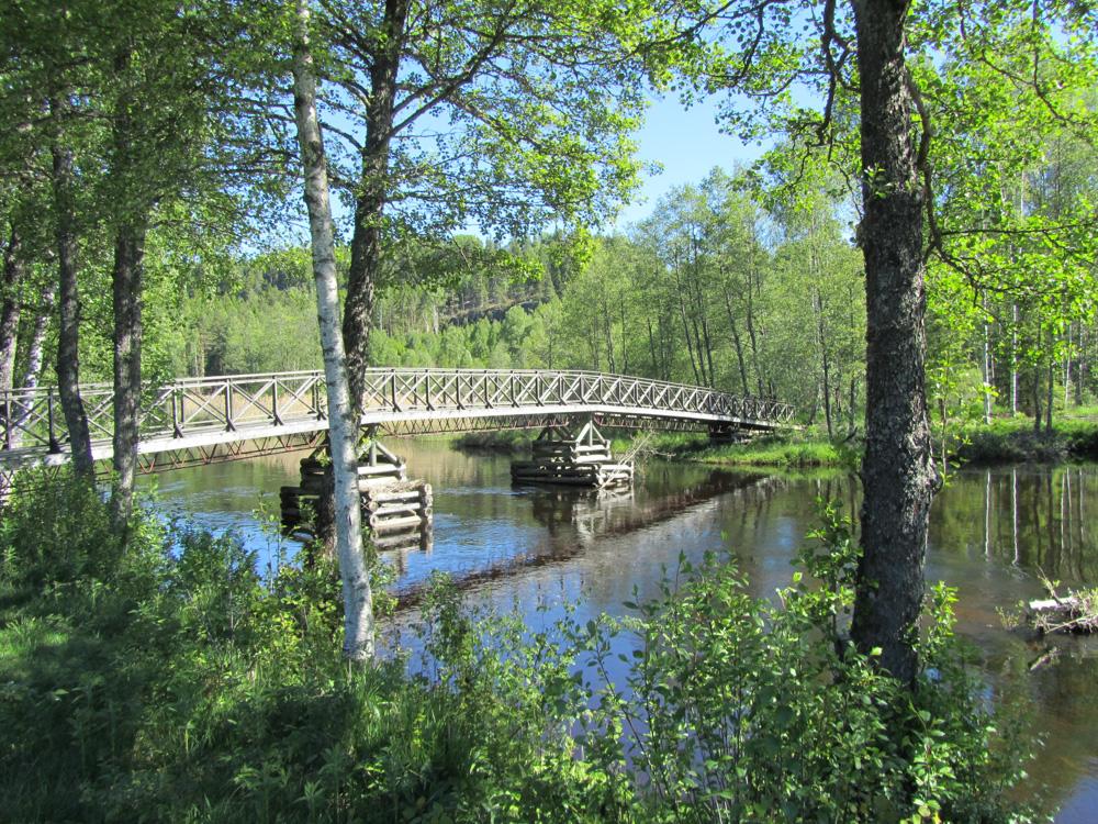 Romantikhotel Norwegien mitten Natur